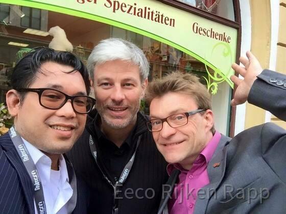 Eeco Rijken Rapp - David Herzel - Bertram Becher