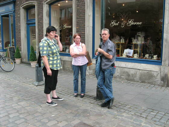Yahoo Chattertreffen 2007 in Düsseldorf Feuerwerk (46)