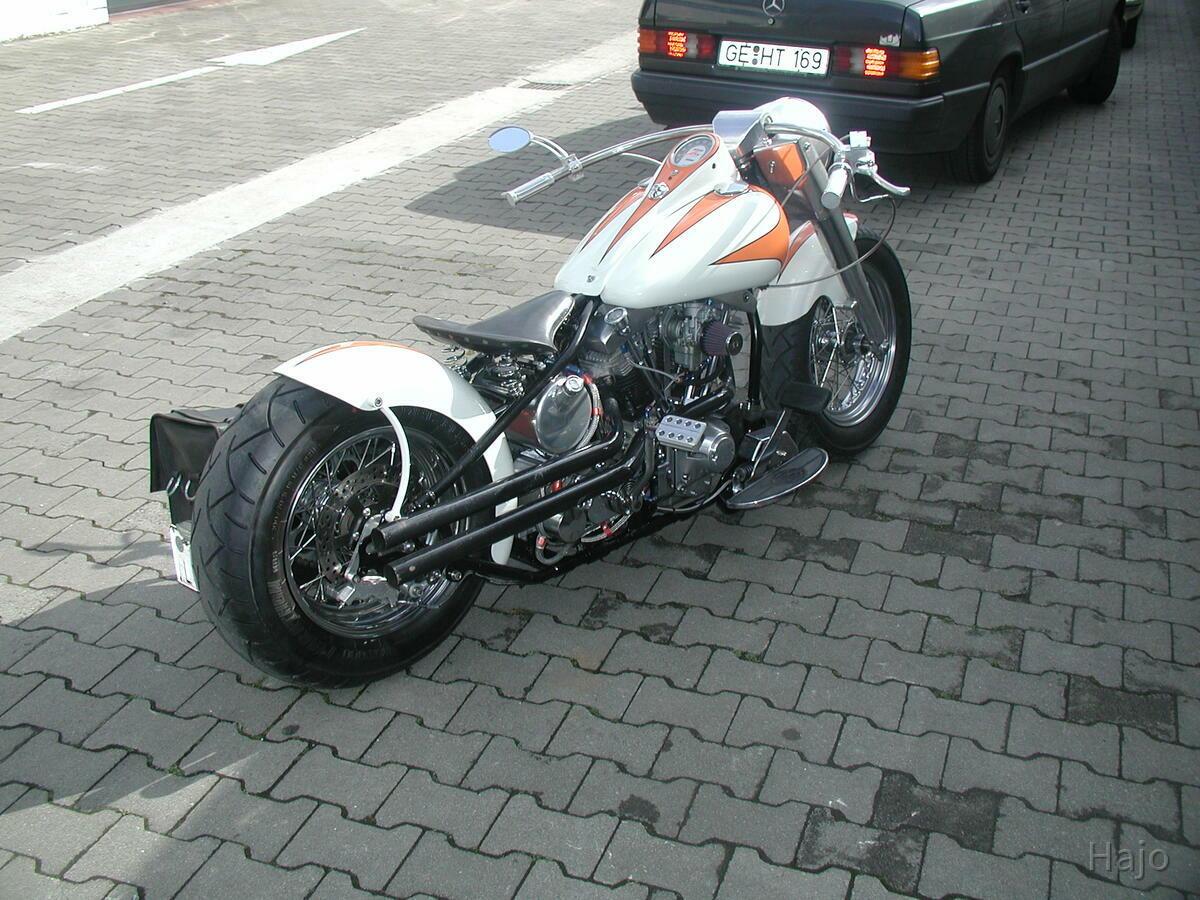 Hajo's Mega Bike or not