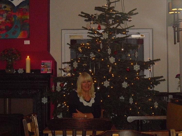 Weihnachten Bristol- England