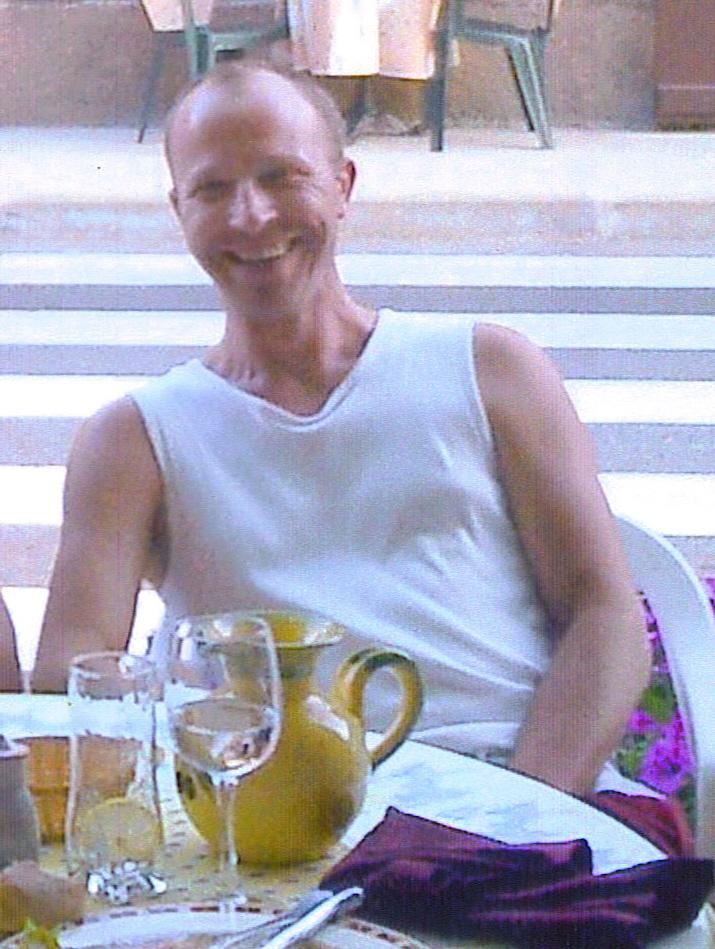 ME privat auf Urlaub in Frankreich