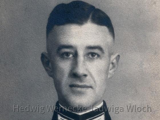 Wilhelm Wernecke (geb.12.03.1900; † 24.02.1974)