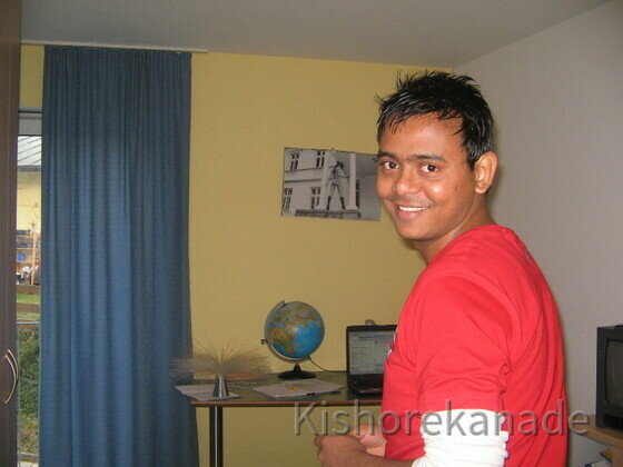Kishorekanade@yahoo.co.in