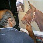 Kostas_als_Portrait-Maler_artisti-konstantini.eu_3
