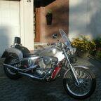 Hajo's Honda