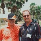 Ingo und Manni beim Golf