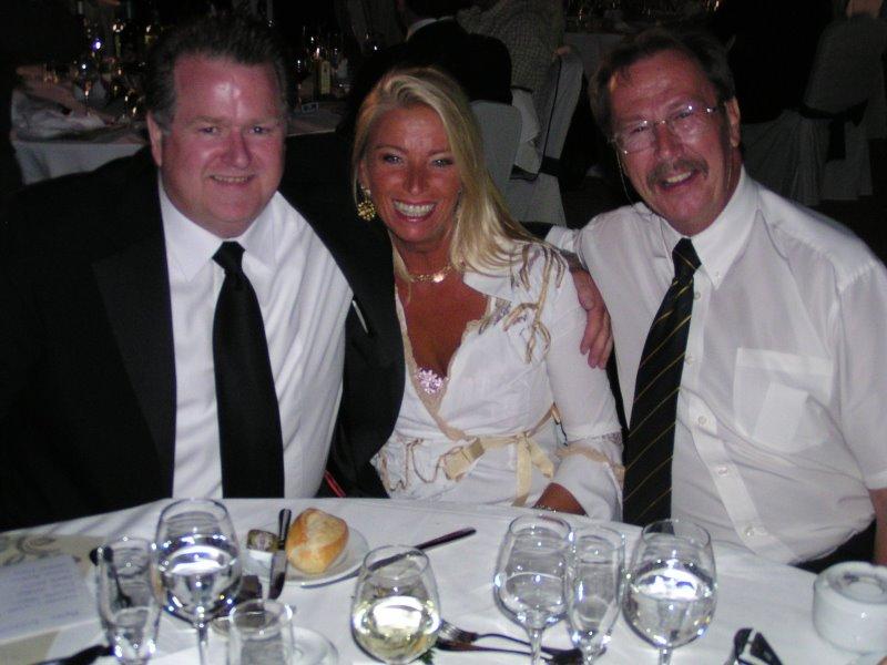 Carl und Anja mit Manni