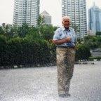Hans Arendt hat den Deal zum Bau des 1. TV-Towers in Indonesien eingefädelt