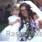 Rassehexe Hochzeit2004