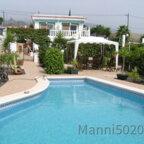 Teneriffa Manni's Pool und Haus
