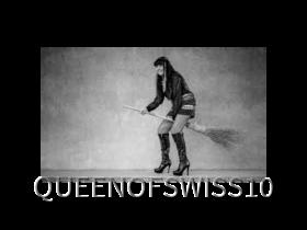 ❝Fliegende Hexe❞ Queen of Swiss 10