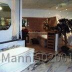 Dakar - Manni's Haus im großen Bad