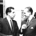 Verteidigungsministerium - Auf der Hardthöhe - Pressereferat 1965