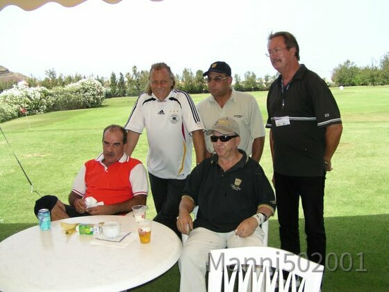 Golf las Americas with Axel Gassmann