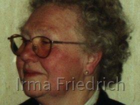 Irma Friedrich