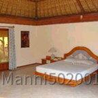 Dakar - Manni's Haus - Kleines Schlafzimmer