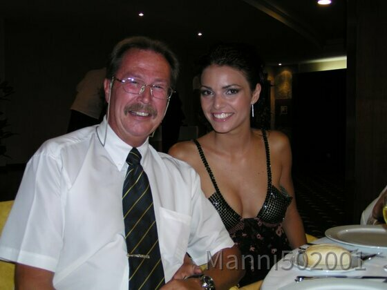 Miss Tenerife and Manni