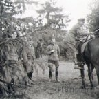 Wehrmachtssoldaten Polen - Junker Hans Arendt