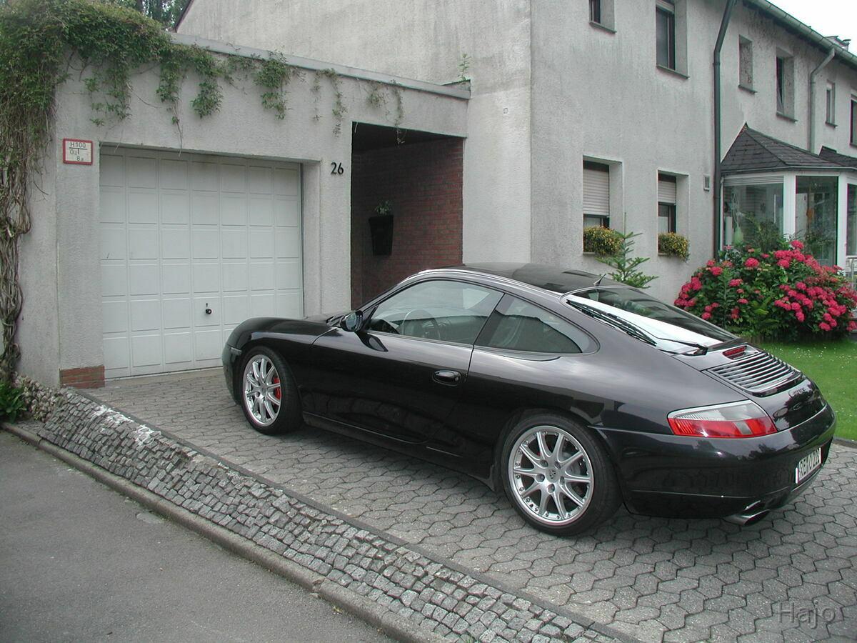 Hajo's Haus und Porsche