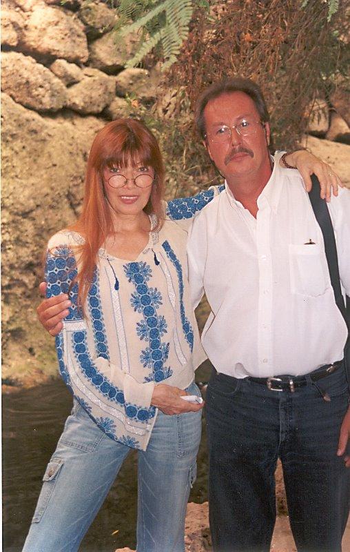 Katja Ebstein und Manni