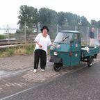 Yahoo Chattertreffen 2007 in Düsseldorf Feuerwerk (14)