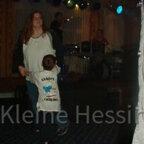 Kevin und ich beim Tanzen